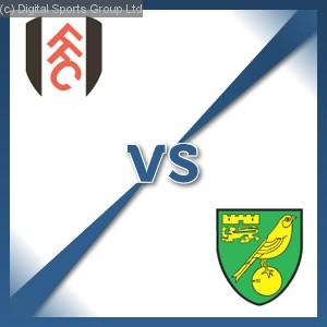 betting on fulham norwich
